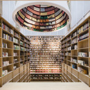 y.ad studio designs the Yuangping Meijing Bookstore