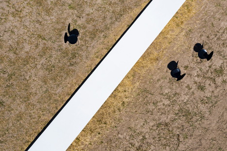The Line, installation by REgroup