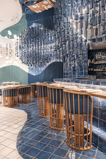 La Sastrería, interior design by Masquespacio