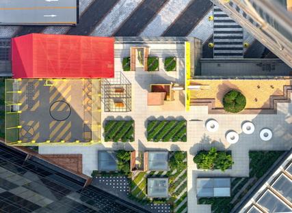 CLOU Architects designs the Shoukai Vanke Centre Beijing