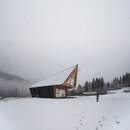 Claudio Beltrame designs the new ski school in Tarvisio