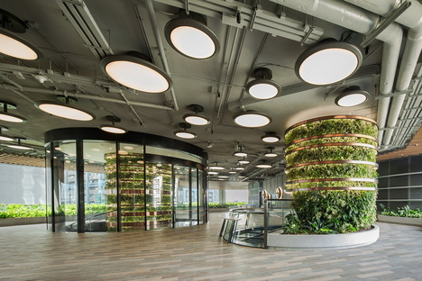 Living well and living green, The Quayside by CL3 Architects