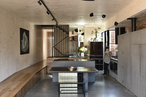 Austin Maynard Architects with Union House