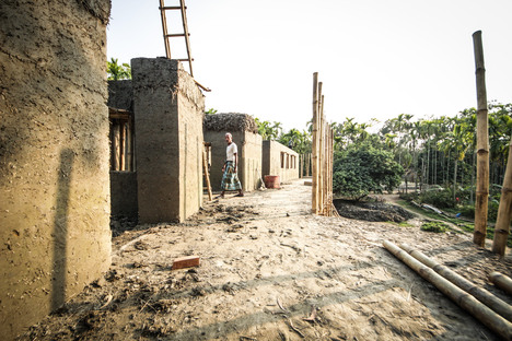 Anandaloy by Anna Heringer in Bangladesh wins the Obel Award