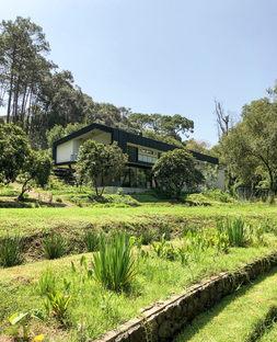 Casa Ocoxal by A-001 Taller de Arquitectura, living in nature