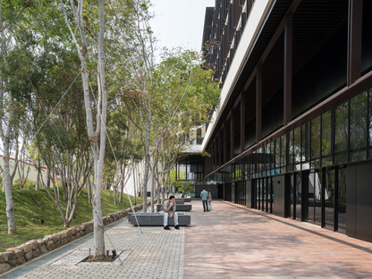 Biosphere by Chain10, bioclimatic offices