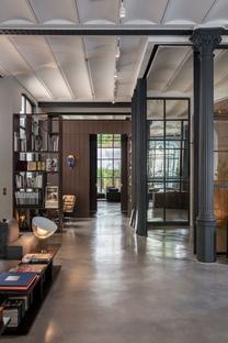 Kirsten Schwalgien, award-winning interior in a historical setting in Barcelona