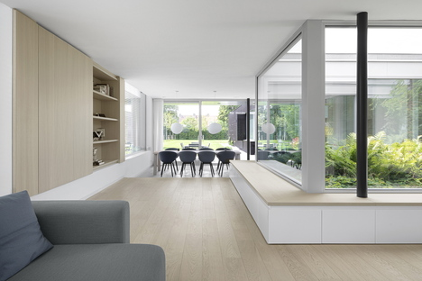 Outside In, a house designed by i29 and Bedaux de Brouwer architecten