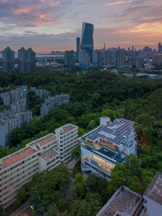 The Mountain View by Onexn Architects, smart refurbishment in Shenzhen