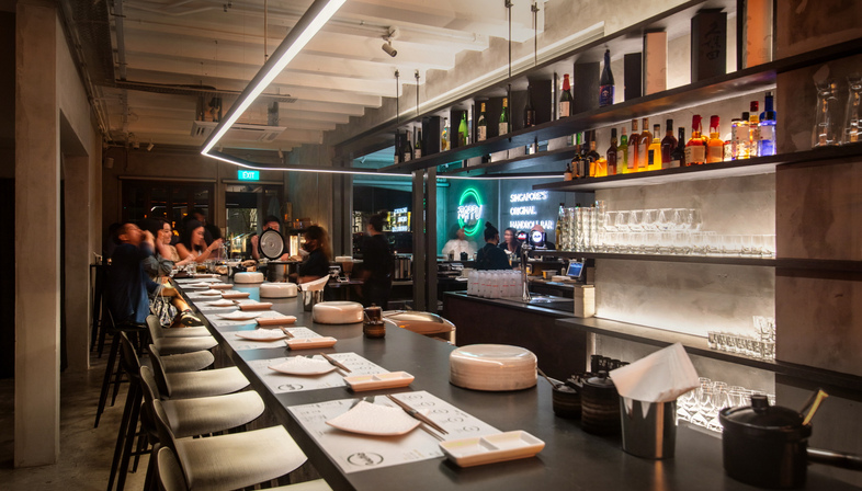 RAPPU by OWIU, a new venue in the historical fabric of Singapore
