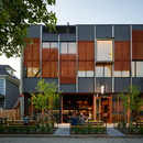 Klotski by Graham Baba Architects, sustainable mixed-use architecture in Seattle