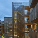Qvillestaden by Bornstein Lyckefors, sustainable housing in wood
