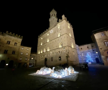 Light and alabaster on show in Volterra