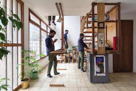 La Cabina de la Curiosidad for an original house