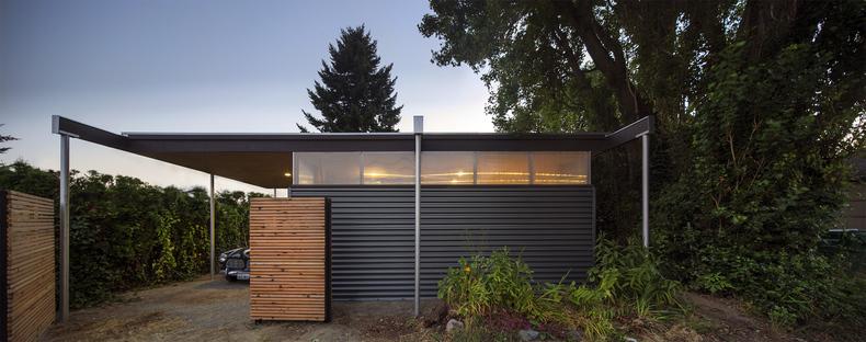 Urban density, the Grasshopper Studio and Courtyard by Wittman Estes