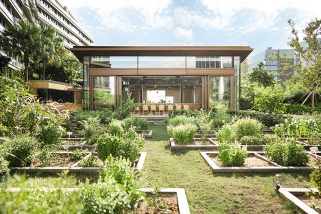 Nature Discovery Park by LAAB Architects in Hong Kong
