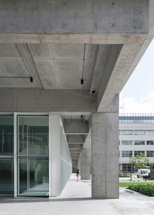 Josep Ferrando Architecture, Sáenz Valiente building, UTDT Buenos Aires