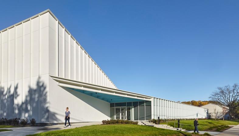 Training Recreation Education Center (TREC) by ikon.5 architects