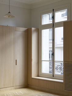 Gitai Architects signs off on a sustainable refurbishment in Paris