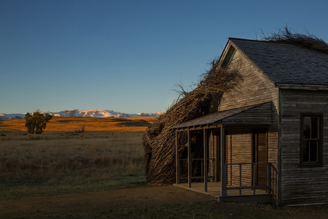Cushing Terrell: art and architecture converge at the Tippet Rise Art Center