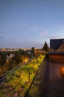 Clarke Terrace by MYTO design d'espaces vivants
