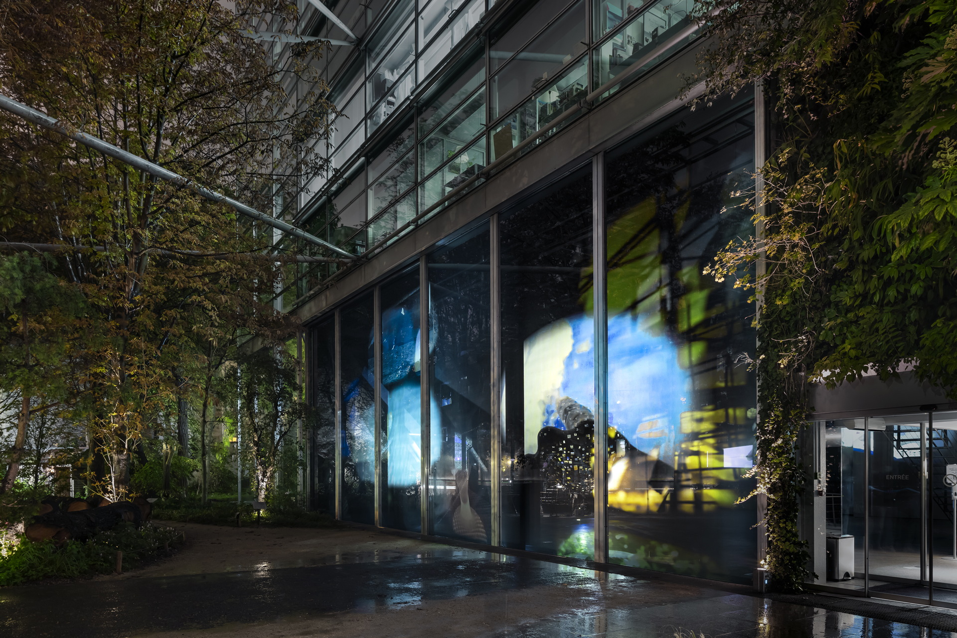 Sarah Sze's Night into Day at Fondation Cartier   Livegreenblog