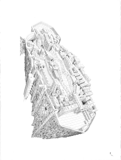 Winners of the 2020 Architecture Drawing Prize