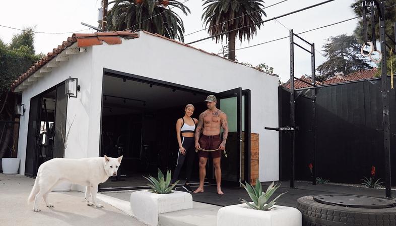 Inflexion Builds' Wellington Gym