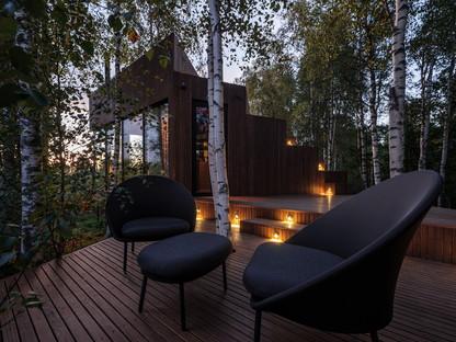 b210 and the Nature Villa micro-hotel in Maidla Nature Resort