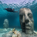 Jason de Caires Taylor's underwater museum in Cannes