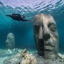 Jason de Caires Taylor's underwater museum in Cannes