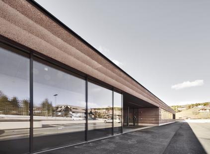 Roland Baldi Architects, Ritten Civil Defence Centre
