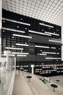 Beijing De Fang Yuan and the Shijiazhuang CBD Planning Exhibition Centre
