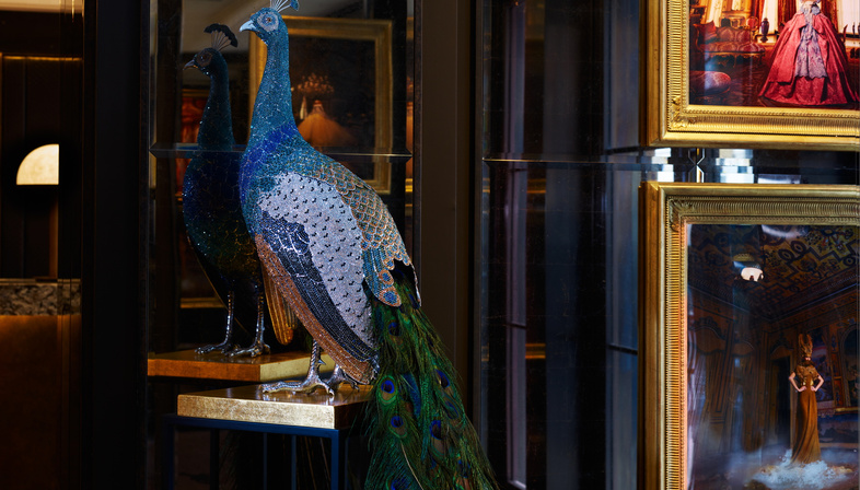 Live the life of a dandy at Goddard Littlefair's Mayfair Townhouse in London