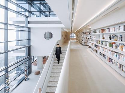 Wutopia Lab's Satori Harbor Library in Guangzhou