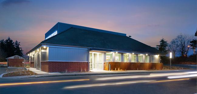 Fivedot turns a casino into a public library