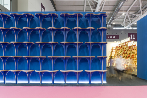 Circular economy and design: a pavilion by Various Associates