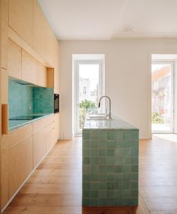 BUREAU and MARIA, a dynamic home