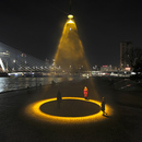 Urban Sun by Daan Roosegaarde: a creative anti-COVID-19 measure