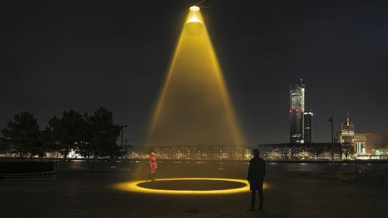 Urban Sun by Daan Roosegaarde: a creative anti-COVID-19 measure