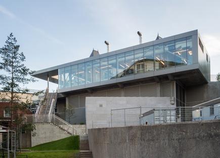 McGill University's new power plant by Les architectes FABG