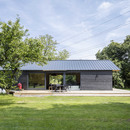 Atelier in an Orchard by XVW architectuur