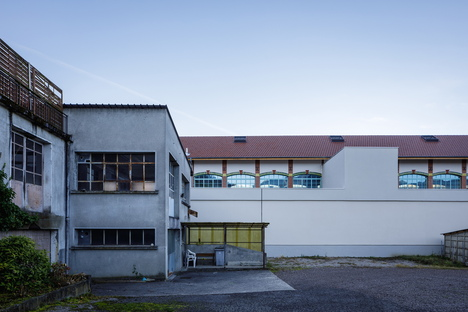 Alpex, how to convert an old building into a cultural centre