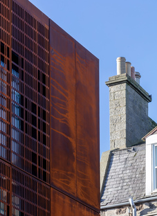 Faithlie Centre, transformation by Moxon Architects in Fraserburgh, UK