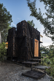 The Voxel, a prototype advanced ecological cabin