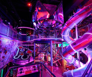 Meow Wolf's Omega Mart in Las Vegas, a parallel world