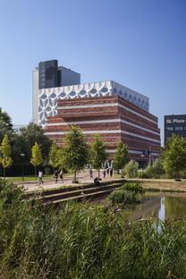 Naturalis Biodiversity Centre in Leiden by Neutelings Riedijk