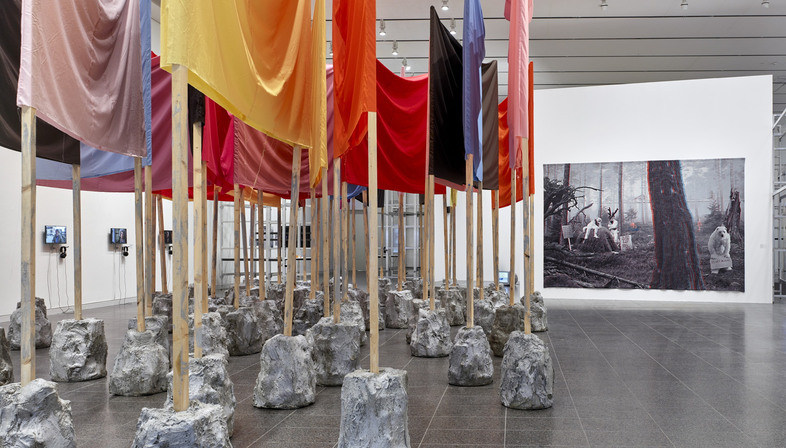 An exhibition in Düsseldorf celebrates the centennial of Joseph Beuys