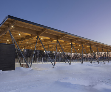 Award-winning architecture for the sporting tradition of Quebec