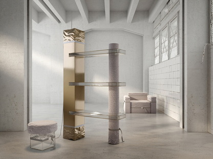 Richard Yasmine, Flowing Fragments and Size Matters at Milano Design City 2021